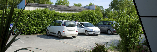 podologie niort parking